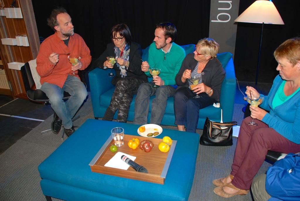 Het publiek proeft mee op Kookeet 2014