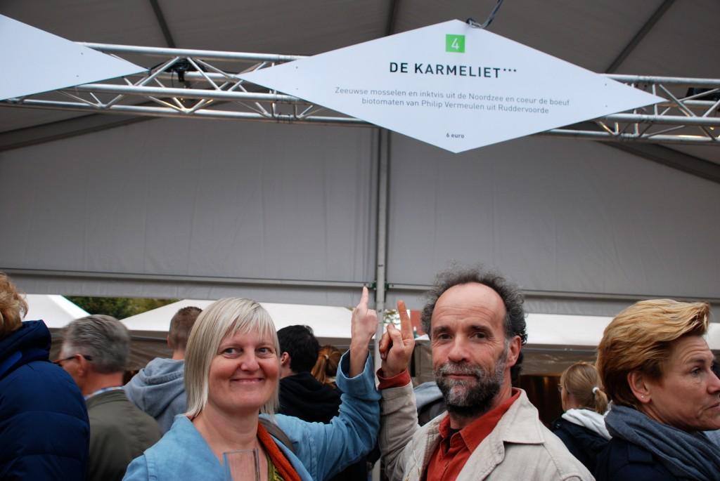 De Karmeliet kiest voor Biobedrijf Vermeulen
